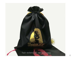 Satin Hair Extension Package Bag