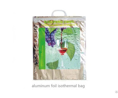 Plastic Isothermal Cooler Bag