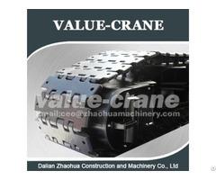 Crawler Crane Sany Scc500 Track Pad Plate