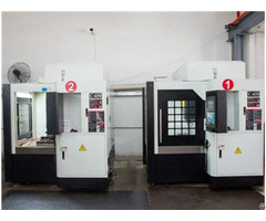 Cnc Miller Machine Manufacturing And Processing Products