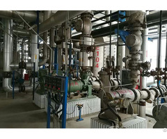 Hydrogen Peroxide Plant Fluidized Bed Process