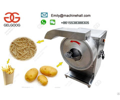 Potato French Fires Cutting Machine
