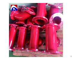 Fire Protection Pipe And Connection Fittings