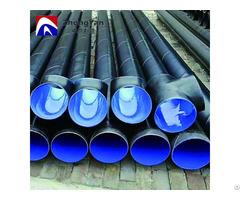 Internal Epoxy External Pe Coated Steel Pipe