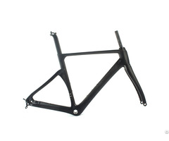 Road Bicycle Parts China Carbon Frame With Disc Brake
