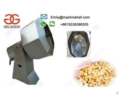 Popcorn Flavoring Chips Seasoning Machine