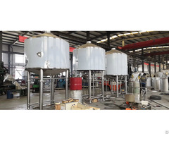 1000l Whole Brewing Line Restaurant