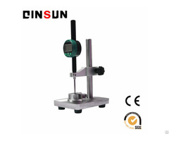 Textile Fabric Thickness Gauge From Qinsun Instruments Company