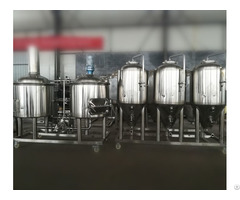 100l Brewing System For Brewery Equipment