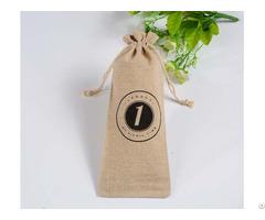 Linen Drawstring Gift Bag