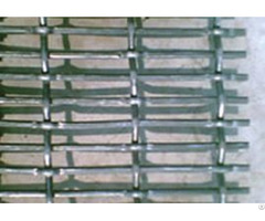 Pre Crimped Wire Mesh With Extra Length