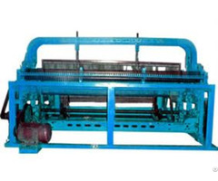 Crimped Wire Mesh Machine To Produce Mining