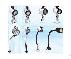 Led Round Type Machine Lamps