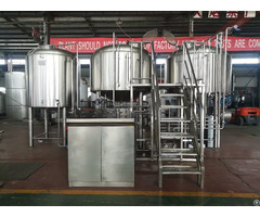 1000l Brewery Equipment Sus304 Stainless Steel Fermenter