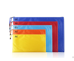 Office School Stationery File Document Bag