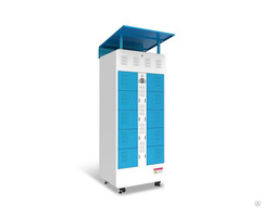 Shared Scooter Lithium Battery Intelligent Charging Swapping Cabinet