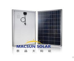 Poly Crystalline Solar Panels