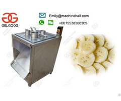 Banana Chips Cutting Machine For Production Line