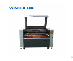 Wtj1390 Cnc Co2 Laser Engraving Cutting Machine For Wood Leather Acrylic Mdf