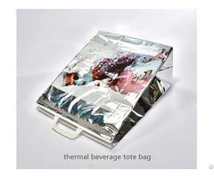 Beverage Thermal Tote Bags