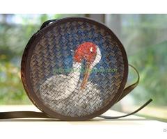 Selling Seagrass Fashion Bag Vn01b035