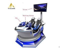 Ight Simulator 9d Vr Cinema Chair For Entertainment Amusement Park