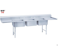 Stainless Steel American Style Sink