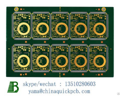China Power Bank Double Side 94v0 Rohs Print Circuit Board