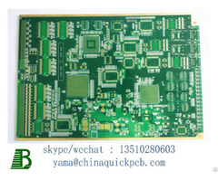 China Power Bank Two Side 94v0 Rohs Print Circuit Board