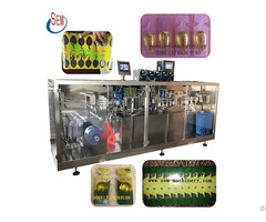 Mono Dose Olive Oil Packing Machine