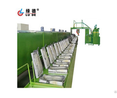 Ld 905 Lude Safety Shoes And Sole Pu Molding Machine