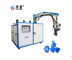Ld 306 Smaller Output Multicolor Machine For Pu Toy