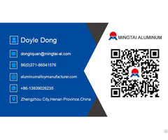 High Quality 3003 Aluminum Coil From China Mingtai