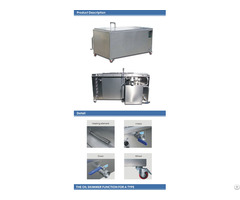 Industrial Ultrasonic Cleaner With 28khz Frequency