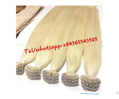 Cheap Tape Hair Extension With Light Color