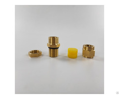 Ex Standard Brass Cable Gland Qw3