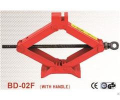 Product 1 Ton Scissor Jack Color Box Ce Certificate
