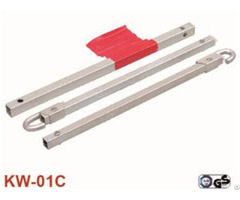 Product 2 Ton Steel Towing Bar Gs Certificate