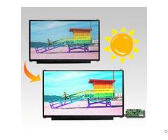 High Brightness Display Sunlight Readable Screen