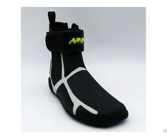 Watersport Neoprene Boots Handmade Of Natural Rubber
