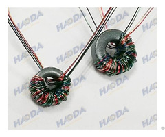 China Factory Price High Current Network Transformer Magnetic Loop Coil 023 Manufacture