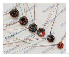 China High Frequency Factory Price Network Transformer Magnetic Loop Coil 021 Manufacture