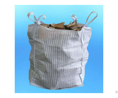 Breathable Ventilated Wood U Panel 500kg Bag Pp 100% Virgin