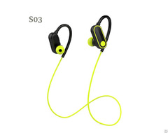 S03 Hands Stereo Headset