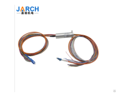 Forj Capsule Type Electro Optical Slip Ring For Optic Terminal Robot