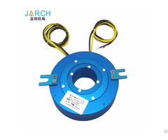 Pancake Schleifring Flat Slip Ring For Power And Signal Transimission
