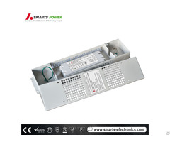 Constant Voltage Triac Dimmable Class 2 Led Drivers With Metal Junction Box