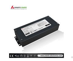 277v Led Driver Constant Voltage 24v Dc Ac 150w Light Bulb Power Supply