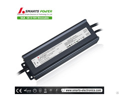 High Efficiency 240v 12v 8a 0 10v Pwm Dimming Transformers For Led Lights
