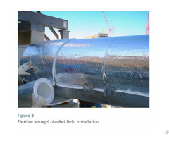 Pyrogel Xte Aerogel Fabric Used For Petrochemical